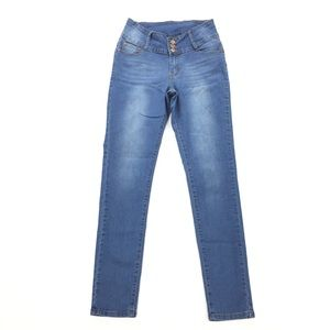 B.O.B.   High Rise Button Fly Jeans